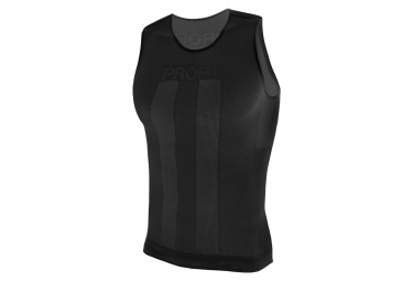 Spiuk Profit Sleeveless Baselayer Nero