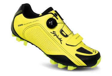 Spiuk Altube M MTB Shoes Neon Yellow Black