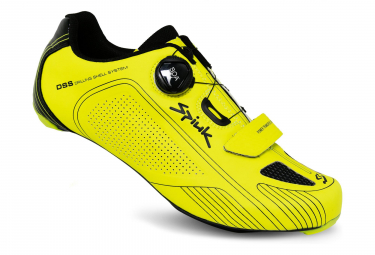 Road shoes spiuk altube yellow fluor 37