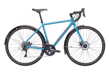 Kona Rove DL Gravel Bike Shimano Sora 9S Blue 2019