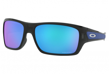 Oakley Sunglasses Turbine / Black / Prizm Sapphire / Ref. OO9263