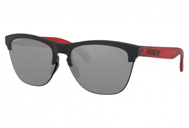 Oakley Sunglasses Frogskins Lite Urban Collection Matte Black / Prizm Black / Ref. OO9374-2063