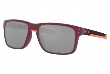 Oakley Sunglasses Holbrook Mix Ember Collection / Matte Vampirella / Prizm Black / Ref. OO9384-1657