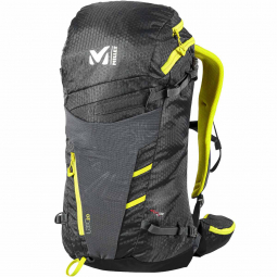 Millet UBIC 20 Backpack URBAN CHIC Black Yellow