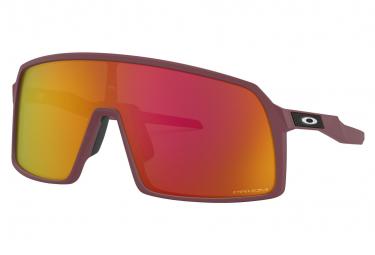Oakley Sutro Sunglasses Matte Vampirella / Prizm Ruby / Ref. OO9406-0237