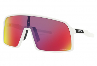 Gafas Oakley Sutro white red Prizm Road
