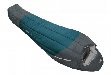 Millet SYNTEK -5° REG Sleeping Bag Grey Blue