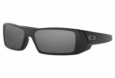 Oakley Sunglasses Gascan / Matte Black / Black Iridium Polarized / Ref. 12-856