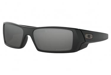 Oakley Sunglasses Gascan / Matte Black / Black Iridium Polarized / Ref. 12-856