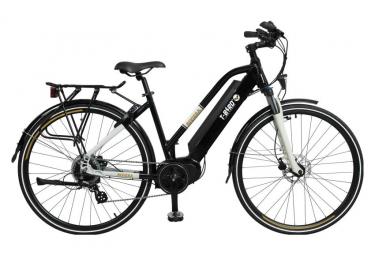 T bird electric city bike riviera shimano altus 8s negro 2019