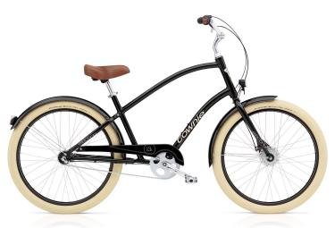 ELECTRA City Bike TOWNIE BALLOON 3i EQ Black