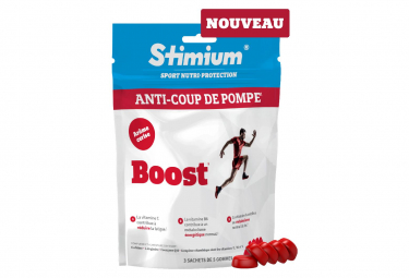 Stimium Boost Cherry 3x5 Energy Gums