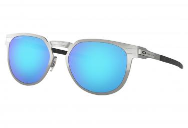 Lunettes Oakley Diecutter Satin Chrome / Prizm Sapphire / Ref. OO4137-0455
