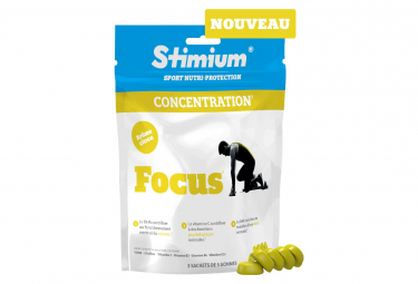 Stimium Focus Lemons 3x5 Energy Gums