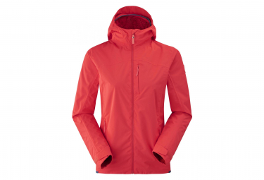 Eider Bright Net Women's Jacket Red