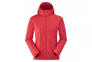 Eider Bright Net Chaqueta Mujer Roja