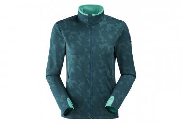 Eider Rythm Fleece Women's Jacket Storm Blue