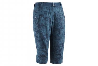 Eider Flex Print Women's Mid Pant Storm Blue