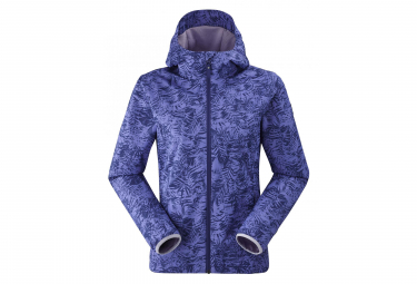 Eider Tonic Print Women's Jacket Purple
