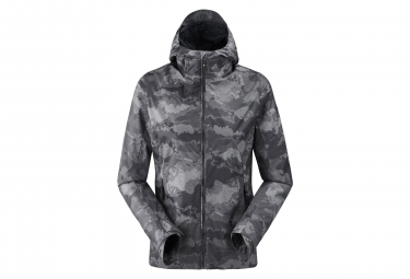 Eider Brockwell Jacquard Women's Jacket Grey Camo