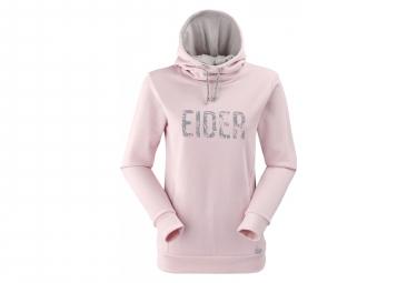 Eider Odaiba Women's Hoodie Pink Syrup