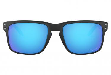 Oakley Sunglasses Holbrook Matte Black / Prizm Sapphire Polarized / Ref. OO9012-F055