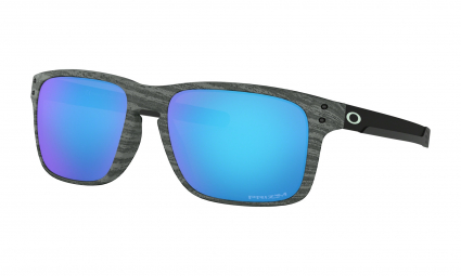 Oakley Sunglasses Holbrook Mix Woodstation Collection / Frostwood / Prizm Sapphire / Ref. OO9384-1257