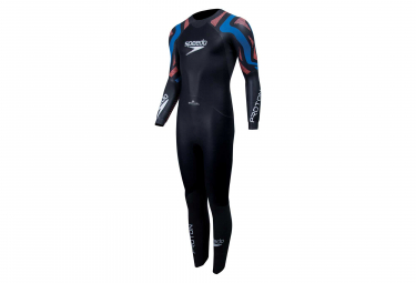 Speedo Fastskin Proton Wetsuit Black Red