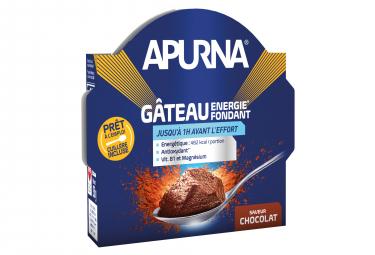 Gâteau énergétique APURNA pret à l'emploi Chocolat 250g