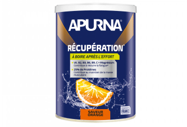 APURNA Recovery Drink Orange 400g