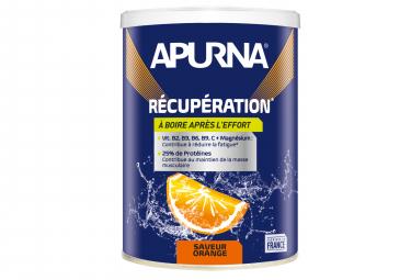Boisson de Récupération Apurna Orange Pot 400g