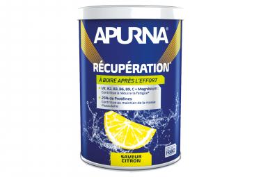 Boisson de Récupération Apurna Citron Pot 400g