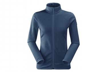 Veste Polaire technique Femme Eider Stream Fleece Bleu