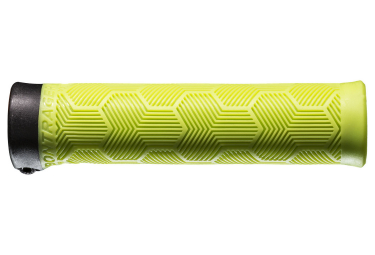 Bontrager XR Trail Comp grips 130mm Yellow