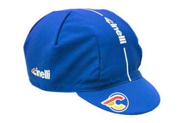 Cinelli Cap Supercorsa Azzurro /Blue
