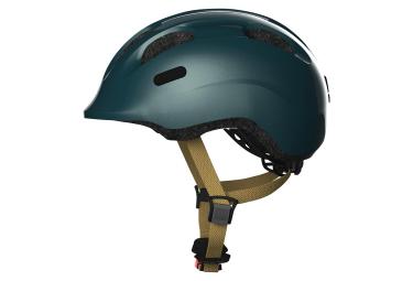 Abus Smiley 2.0 Kid Helmet Royal Green