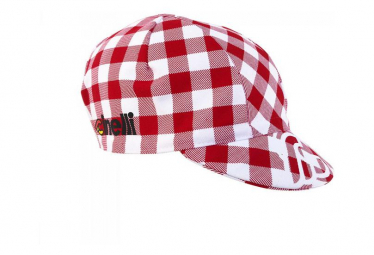 Cinelli Cap Ciao Italia Red / White