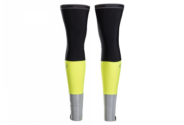 Bontrager Halo Leg Warmer Hi Vis Yellow