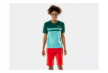 Bontrager Rhythm Women T-shirt Miami Green
