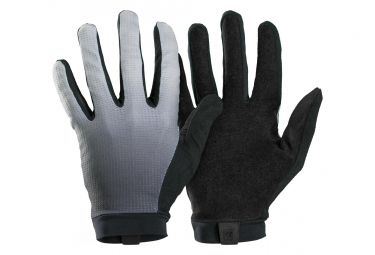 Bontrager Evoke Gloves Quicksilver