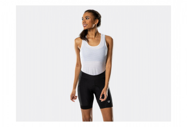 Bontrager Mesh Blend Woman Base Layer Sleeveless White