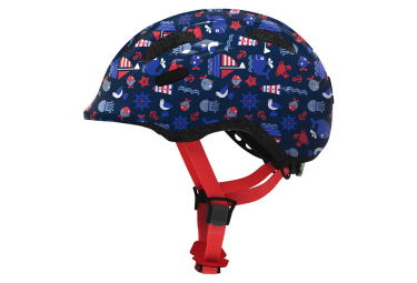 Abus Smiley 2.1 Kid Helmet Blue Maritim