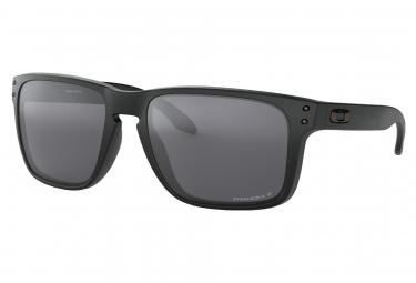 Lunettes Oakley Holbrook XL Matte Black / Prizm Black Polarized / Ref. OO9417-0559
