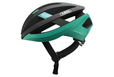 Abus Viantor Helmet Black Celeste Green