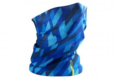Mavic Hat Cosmic Graphic Tube Blue