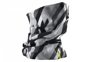 Mavic Hat Cosmic Graphic Tube Black White
