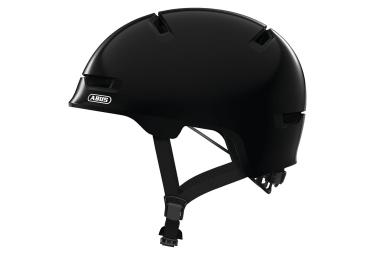 Abus Scraper Kid 3.0 Kid Helmet Shiny Black
