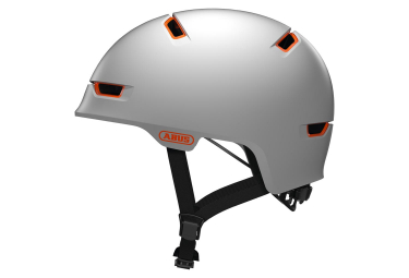 Casque Bol Abus Scraper 3.0 ACE Blanc Orange