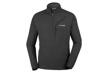 Columbia Titan Trekker Full Zip Jacket Black