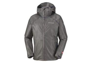 Columbia Outdry Ex Reign Jacket Grey